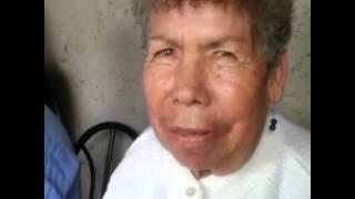 15 años tenia martina cuando las nalgas me dio - video chistoso - abuelita cantando