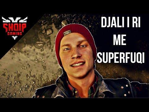 Djali i Ri me Superfuqi !! - Infamous Second Son SHQIP | SHQIPGaming