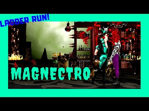 Ladder Run! - Magnectro Playthrough (MKP Revitalized)