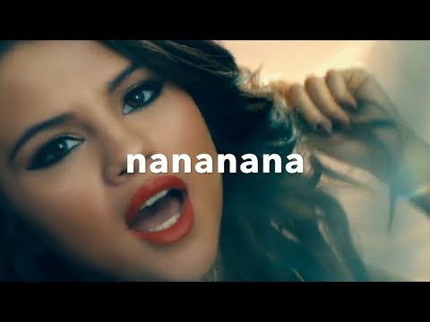 """the evolution of singing """"na na"""" in songs"""