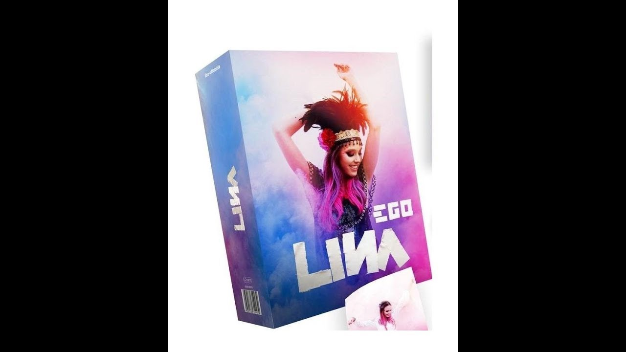 lina ego cd dvd box set unboxing youtube. Black Bedroom Furniture Sets. Home Design Ideas