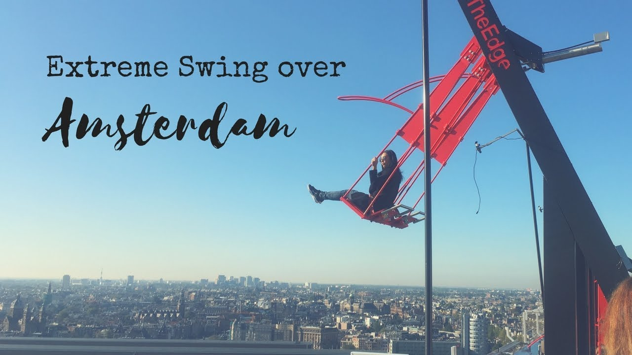 Swinging in amsterdam