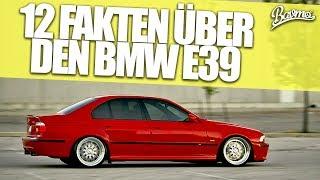 12 Fakten über den BMW E39 | BAVMO Car Facts