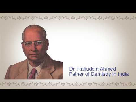"""dr.-rafiuddin-ahmed-""""the-father-of-dentistry"""""""