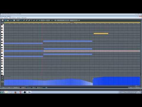 Let's make music -Magix Musik Maker 15 (Midi komponieren)