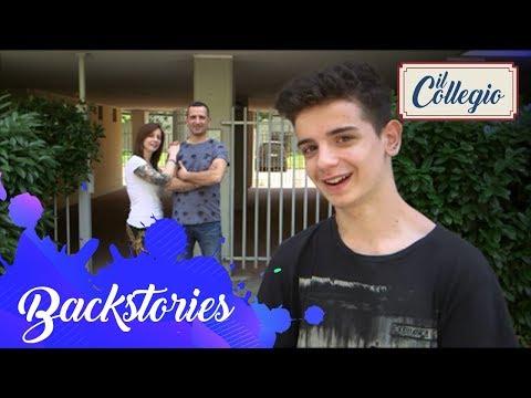 Backstories: Michael Gambuzza - Il Collegio 3