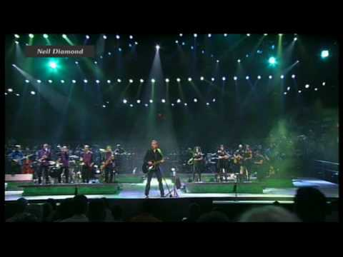 Neil Diamond - Crunchy Granola Suite (live 2008) HQ 0815007