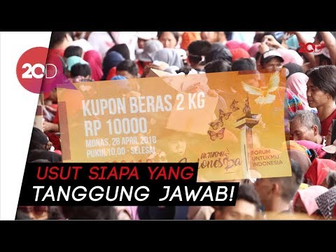Fahri Soal Insiden Bagi-bagi Sembako di Monas: Ini Pidana! Mp3