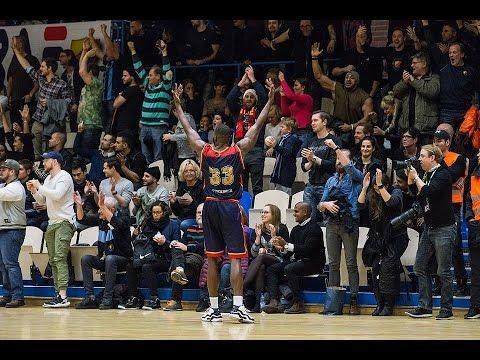 Djurgården 82 - 78 AIK,  Basketderby, Slaget om Stockholm