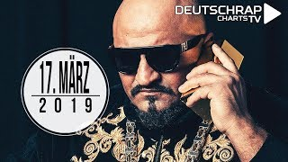 TOP 20 Deutschrap CHARTS 17. Marz 2019