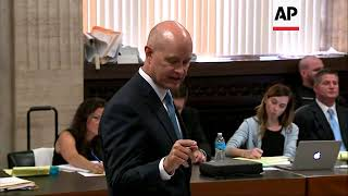 Prosecutor recounts 16 shots Van Dyke fired