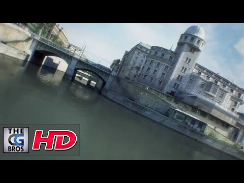 "CGI VFX Animated Motion Ride : ""Vienna Airlines"" from Immortal-Arts"