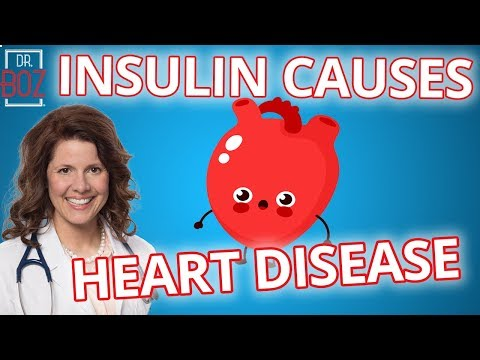 insulin-causes-heart-disease,-what-is-insulin-resistance?