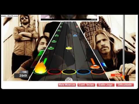 Guitar Flash - Foo Fighters - The Pretender 100% FC Expert (Selton)