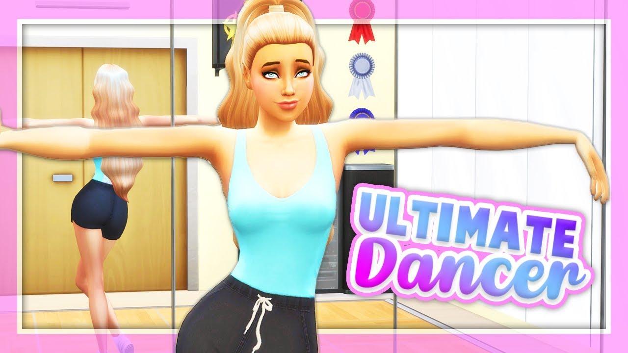 Ballet sims 4