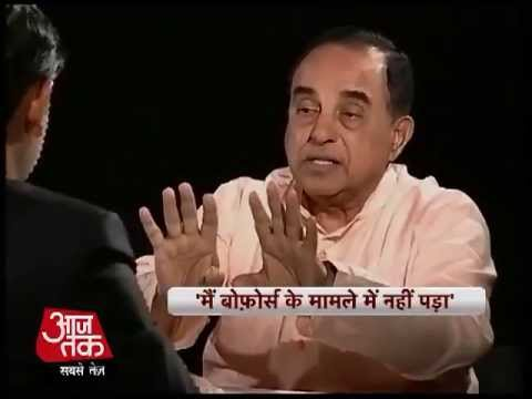Seedhi Baat - Ram temple will be built if Modi becomes PM, says Subramanian Swamy