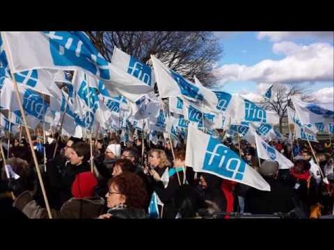 La FIQ Saguenay-Lac-St-Jean dénonce la gestion de l'Absentéisme au CIUSSS
