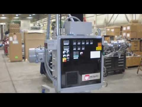 Processing Equipment Designed and Manufactured in Saline, Michigan