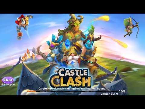 Castle Clash 1.2.75 Update Leaked