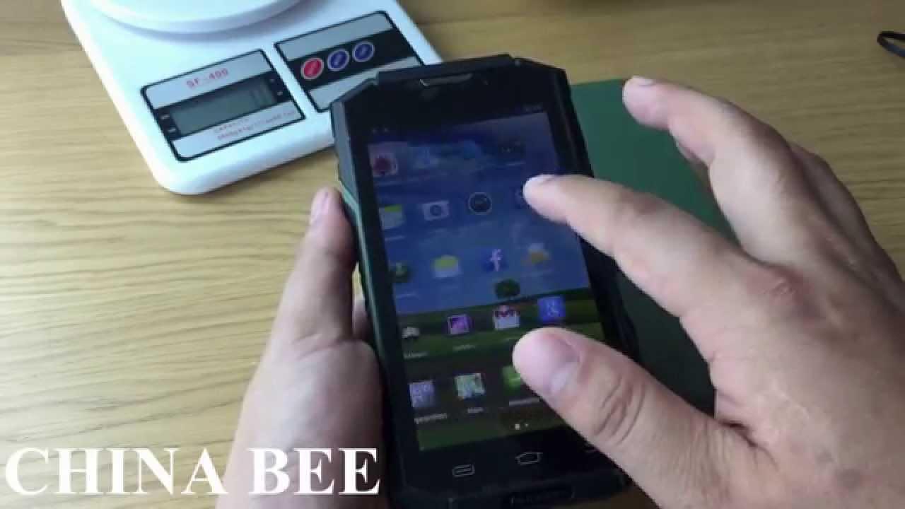 Видео краш тест huadoo hg04