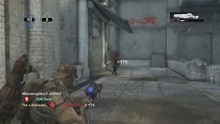 Gears of War 3 | Boom Shot Takes 0 Skill!