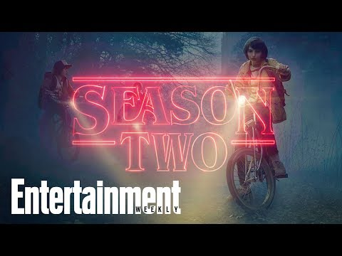 'Stranger Things' Season 2 Premiere Date Revealed In New Poster | News Flash | Entertainment Weekly
