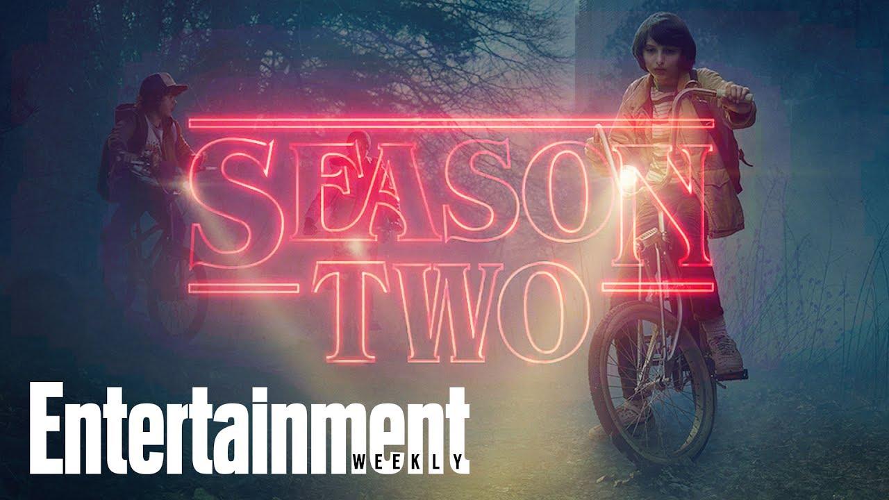 'Stranger Things' Season 2 Gets Oct. 27 Premiere Date on Netflix