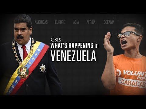 What's Happening in Venezuela