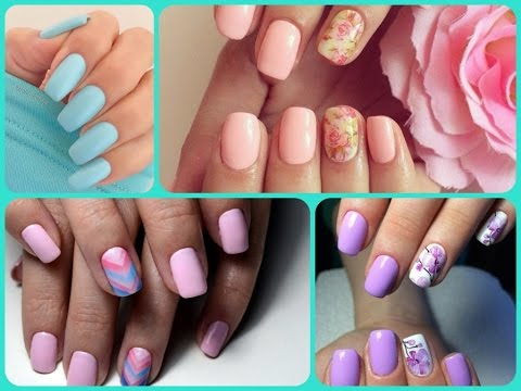 55 Colorful Nail Art Designs Nails Compilation