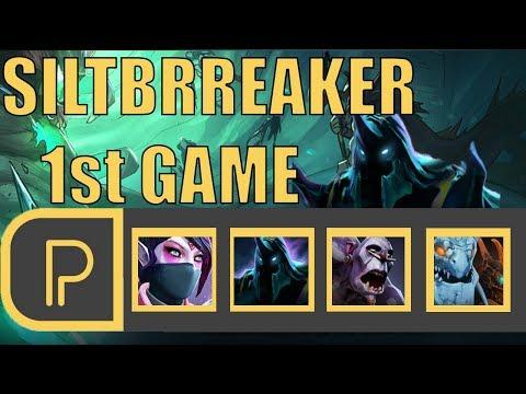 First Attempt at Siltbreaker /w slacks