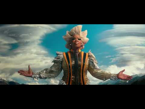 Nabor u vremenu (A Wrinkle in Time) - trailer