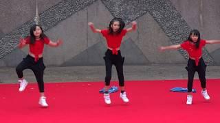 2017/10/28(初日) 祭りゆうき2017、結城舞祭2017 ジュニアダンス選手...