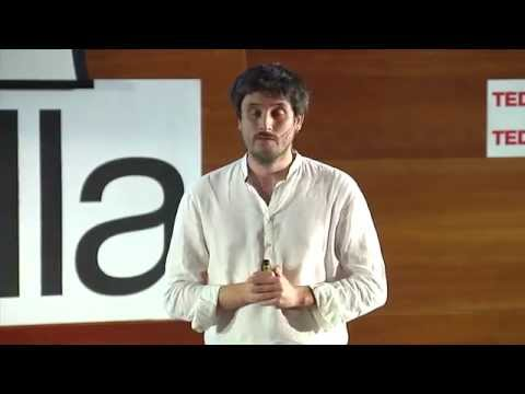 Ciencia y titulares: Enrique F Borja at TEDxSevilla
