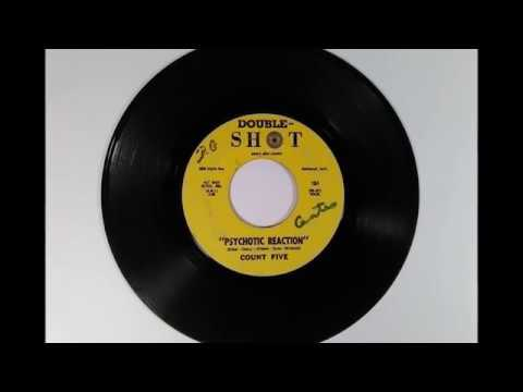 Count Five - Psychotic Reaction b/w They're Gonna Get You - Music Sample