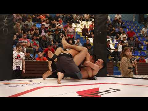 Колизей: Битва Чемпионов 8: Азамат Миралиев (Узбекистан) vs. Талас Алимов (Кыргызстан) | 57 кг