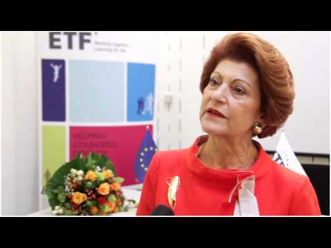 Interview with Androulla Vassiliou, European Commissioner for Education and Culture