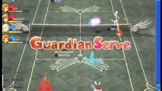 ファンタテニスバトル試合4