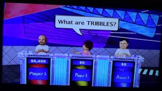 Jeopardy for the PS3 Game 3