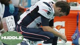 Is Tom Brady's Injury a HOAX to Mess with the Jags? -The Huddle