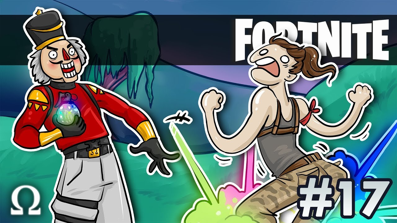 Crazy Squads The Nutcracker Dance Fortnite 17 Battle Royale Ft