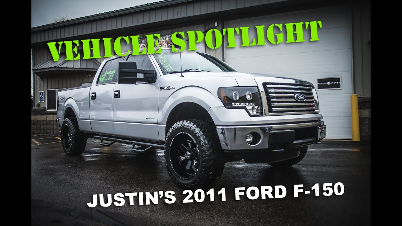 how to wire in a 7 blade ford f150 2010 spotlight 2011 ford f150 on hostile hammered 20x10   atturo  spotlight 2011 ford f150 on hostile