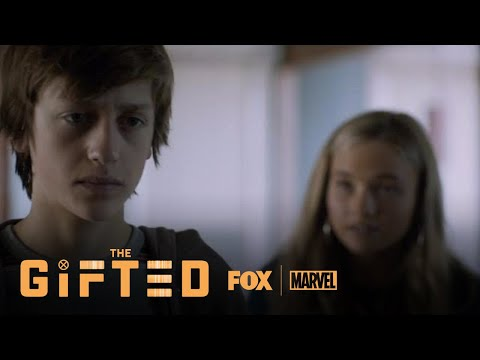 Andy Harnesses His Powers | Season 1 Ep. 1 | THE GIFTED