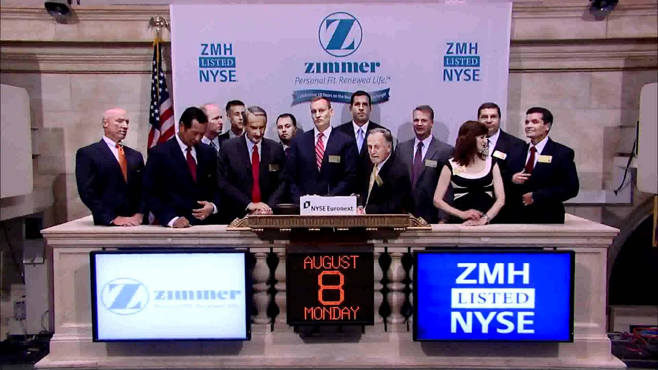 zimmer inc Zimmer biomet holdings inc financial and business news, updates, and information from the new york times and other leading providers.