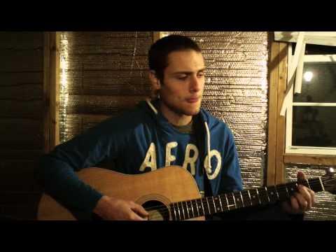 Josh Slagle - My Last Name - Acoustic Cover (Dierks Bentley)