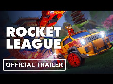 Rocket League - Official Lucky Lanterns 2021 Trailer