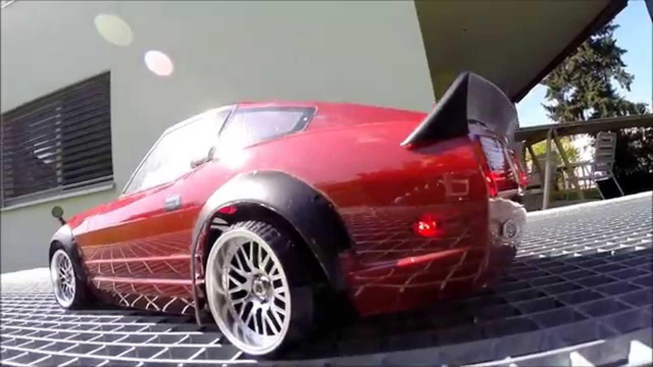 Datsun Fairlady Z 280z Rc Drifter Youtube