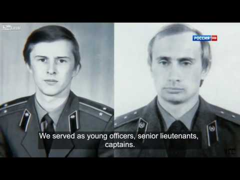 What was Putin's role in the KGB? - Revealed by His Close Friend Sergey Ivanov