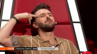 """The Voice of Poland"" – PREMIERA 1 września o 20:05 w TVP2"