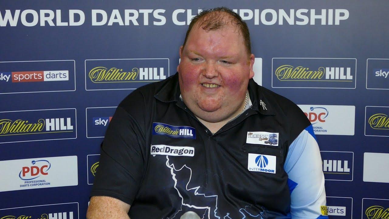 Darts Henderson