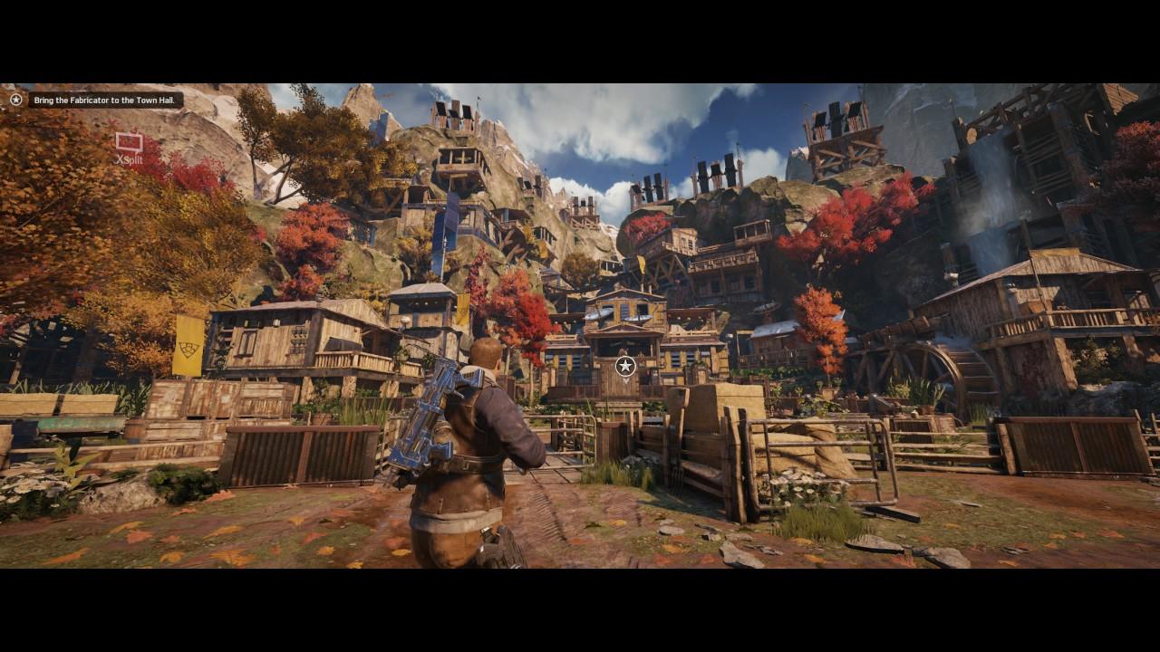 Gears Of War 4 Ultrawide